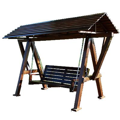 Imaginea principală a produsului Leagăn lemn Florentina